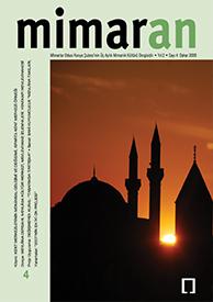 Mimaran Dergisi #4