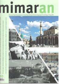 Mimaran Dergisi #10