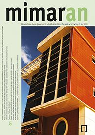 Mimaran Dergisi #5
