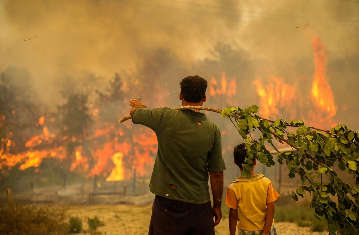 Felaketler için dayanışma çağrısı